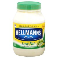 Hellmann's Mayonnaise Low Fat Dressing 30oz Jar