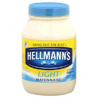 Hellmann's Mayonnaise Light 30oz Jar