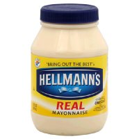 Hellmann's Real Mayonnaise 30oz Jar