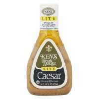 Ken's Steak House Dressing Caesar Lite 16oz BTL
