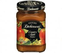 Dickinson's Country Apple Butter 9oz Jar