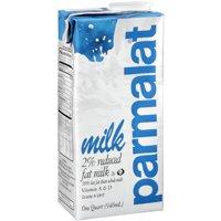 Parmalat Long Life Milk 2% Reduced Fat 1QT CTN