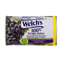 Welch's 100% Concord Grape Juice 11.5oz Can