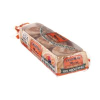 Thomas' English Hearty Muffins 100% Whole Wheat 6CT 12oz. PKG