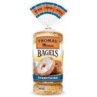 Thomas' Bagels Everything 6CT 20oz PKG product image