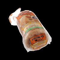 Thomas' Bagels Honey Wheat 6CT 20oz PKG product image
