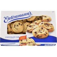 Entenmann's Cookies Chocolate Chip Original Recipe 12oz Box