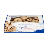 Entenmann's Cookies Chocolate Chip Original Recipe 12oz Box