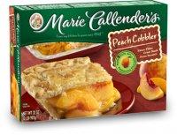Marie Callender's Peach Cobbler 2LB Box