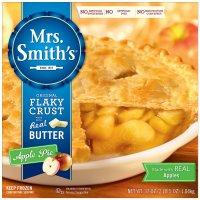 Mrs. Smith's Pre-Baked Apple Pie 37oz PKG product image
