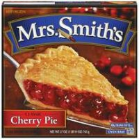 Mrs. Smith's Pre Baked Cherry Pie 35oz PKG