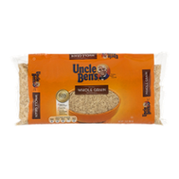 Uncle Ben's Rice Brown Whole Grain 32oz Bag