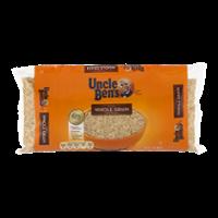 Uncle Ben's Rice Brown Whole Grain 32oz Bag product image