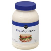 Store Brand Real Mayonnaise 15oz Jar