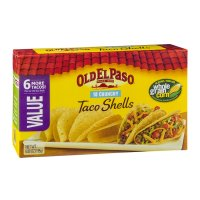 Old El Paso Crunchy Taco Shells 18CT 6.8oz Box
