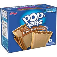 Kellogg's Pop-Tarts Frosted Brown Sugar Cinnamon 12CT 21oz Box product image