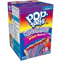 Kellogg's Pop-Tarts Frosted Wild Berry 8CT 15.2oz Box