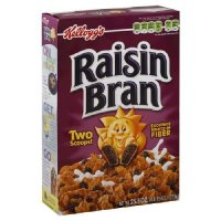 Kellogg's Raisin Bran Cereal 18.7oz Box