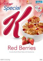 Kellogg's Special K Red Berries Cereal 16.9oz Box
