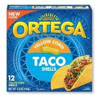 Ortega Taco Shells Hard 12CT 5.8oz PKG product image