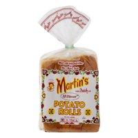 Martin's Potato Dinner Rolls 12CT 15oz PKG