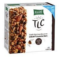 Kashi TLC Chewy Granola Bars Dark Mocha Almond 6CT 7.4oz Box