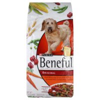 Purina Beneful Healthy Weight Dry Dog Food 7LB Bag product image