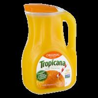 Tropicana Pure Premium Original Orange Juice No Pulp 89oz Jug
