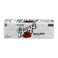 Barq's Root Beer 12PK of 12oz Cans