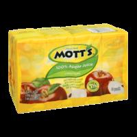 Mott's 100% Apple Juice 8CT of 6.75oz Boxes
