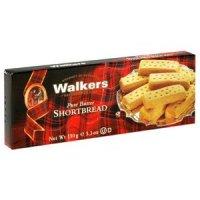 Walkers Pure Butter Shortbread 5.3oz PKG