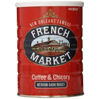 French Market Coffee and Chicory 12oz Can