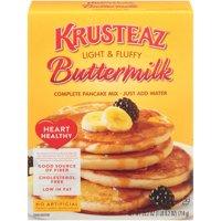 Krusteaz Buttermilk Heart Healthy Pancake Mix 28oz Box product image