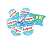 The Laughing Cow Babybel Light 6CT 4.5oz