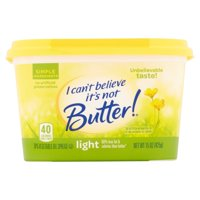 I Can't Believe It's Not Butter Light Spread 15oz. Tub
