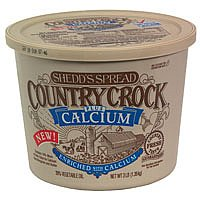 Shedd's Spread Country Crock Plus with Calcium Soft 45oz Tub