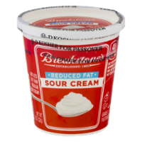 Breakstone's Sour Cream Reduced Fat 8oz Tub