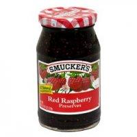 Smucker's Preserves Red Raspberry 18oz Jar