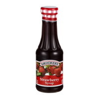 Smucker's Strawberry Syrup 12oz BTL