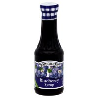 Smucker's Blueberry Syrup 12oz BTL