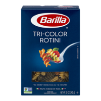 Barilla Tri-Color Rotini 12oz Box