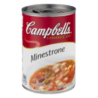 Campbell's Condensed Soup Minestrone 10.75oz Can