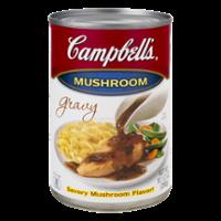 Campbell's Mushroom Gravy 10.5oz Can