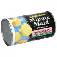 Minute Maid Juice Pink Lemonade Frozen 12oz Can product image