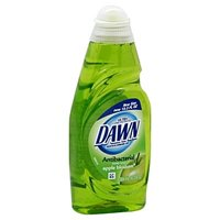 Dawn Ultra Concentrated Dish Liquid Apple Blossom 9oz BTL