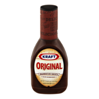 Kraft Original Barbecue Sauce 17.5oz BTL