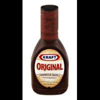 Kraft Original Barbecue Sauce 17.5oz BTL product image