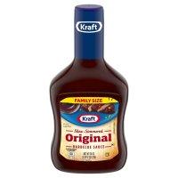 Kraft Original Barbecue Sauce 27oz BTL product image