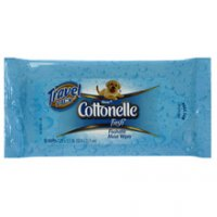 Cottonelle Fresh Flushable Personal Hygiene Wipes 10CT