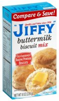 Jiffy Buttermilk Biscuit  Mix 8oz